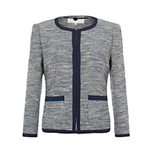 Buy Fenn Wright Manson Coco Tweed Jacket, Blue Online at johnlewis.com