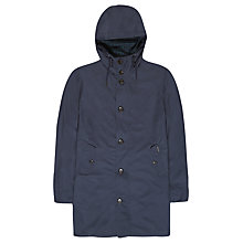 Buy Ben Sherman Lightweight Parka, Navy Online at johnlewis.com