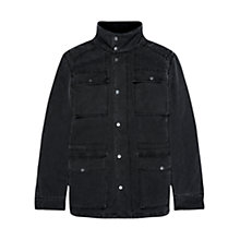 Buy Ben Sherman Field Jacket, Navy Online at johnlewis.com
