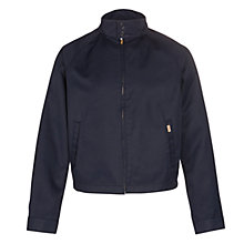 Buy Gant Hoffman Harrington Jacket, Navy Online at johnlewis.com