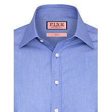 Buy Thomas Pink Murphy Stripe Long Sleeve Shirt, Blue/White Online at johnlewis.com