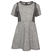 Buy Kin by John Lewis Marl Jersey Dress, Grey Online at johnlewis.com