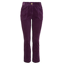 Buy John Lewis Girls' Cord Trousers Online at johnlewis.com