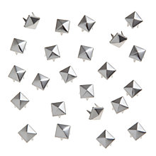 Buy John Lewis DIY Pyramid Studs, Pack of 100 Online at johnlewis.com