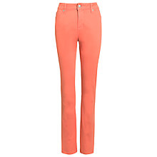 Buy NYDJ Skinny Jeans, Papaya Online at johnlewis.com