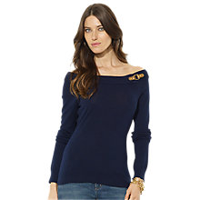 Buy Lauren Ralph Lauren Shaela Sweater Online at johnlewis.com