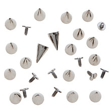 Buy John Lewis DIY Screw-on Spikes, Pack of 20 Online at johnlewis.com