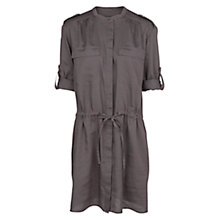 Buy Mango Drawstring Shirt Dress Online at johnlewis.com