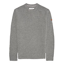 Buy Ben Sherman Lambswool Blend Crew Neck Jumper Online at johnlewis.com