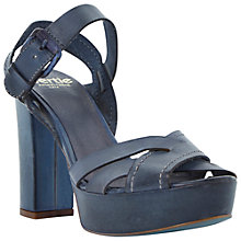 Buy Bertie Honolulu Leather Sandals Online at johnlewis.com