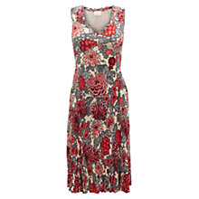 Buy East Dahlia Bubble Dress, Pearl Online at johnlewis.com