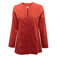 Buy East Embroidered Kurta Top, Henna Online at johnlewis.com