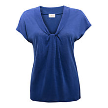 Buy East Front Twist Top Online at johnlewis.com