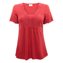 Buy East Swirl Embroidered Blouse Online at johnlewis.com