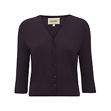 Buy Havren V-neck Basic Cardigan Online at johnlewis.com
