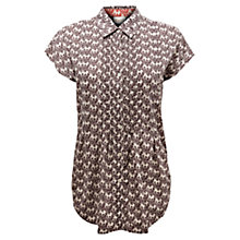 Buy East Nelly Print Shirt, Cocoax Online at johnlewis.com