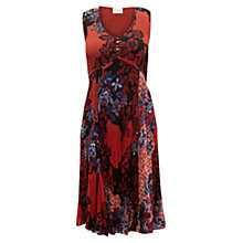 Buy East Mahika Bubble Dress, Henna Online at johnlewis.com