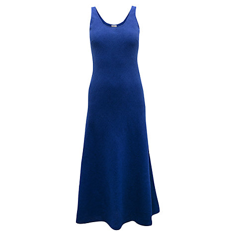 Buy East Seersucker Maxi Dress Online at johnlewis.com