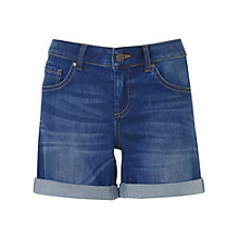 Buy Phase Eight Denim Shorts, Indigo Online at johnlewis.com