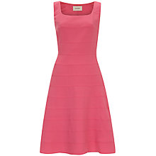 Buy Havren Tiered Dress, Bubblegum Online at johnlewis.com