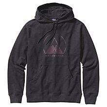 Buy Patagonia Logo Hoodie, Teepee Black Online at johnlewis.com