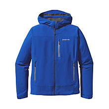 Buy Patagonia Simple Guide Hoodie, Viking Blue Online at johnlewis.com