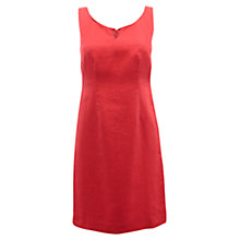 Buy East Victoire Linen Dress, Rouge Online at johnlewis.com