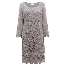 Buy East Lace Dress, Mist Online at johnlewis.com