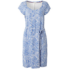 Buy White Stuff Kimono Sun Dress, China Blue Online at johnlewis.com