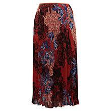 Buy East Mahika Bubble Skirt, Henna Online at johnlewis.com