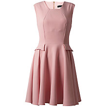 Buy Closet Faux Pocket Dress, Pale Pink Online at johnlewis.com