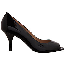 Buy Hobbs Invitation Arletta Leather Courts Online at johnlewis.com