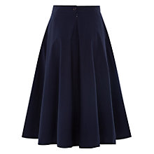 Buy Louche Marge Skirt, Navy Online at johnlewis.com