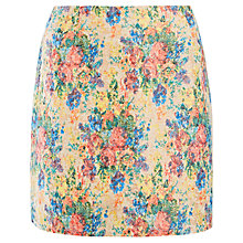 Buy Louche Floral Print Skirt, Multi Online at johnlewis.com