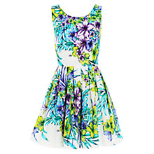 Buy Louche Tropical Print Dress, Multi Online at johnlewis.com