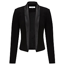 Buy COLLECTION by John Lewis Marzita Crop Jacket, Black Online at johnlewis.com