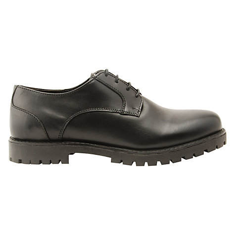 Buy Start-rite Malborough Lace-Up Leather Shoes, Black Online at johnlewis.com