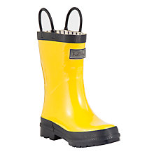 Buy Hatley Contrast Pull-On Wellington Boots Online at johnlewis.com
