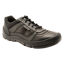 Buy Start-rite Rhino Sherman School Shoes, Black Online at johnlewis.com