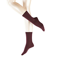 Buy Falke Cosy Wool Cashmere Blend Ankle Socks Online at johnlewis.com