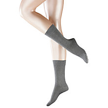 Buy Falke London Cotton Blend Ankle Socks Online at johnlewis.com