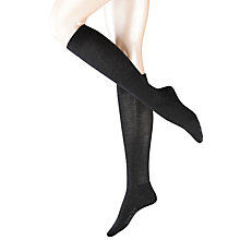 Buy Falke Wool Balance Knee High Socks Online at johnlewis.com