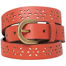 Buy White Stuff Skinny Cut-Out Belt Online at johnlewis.com