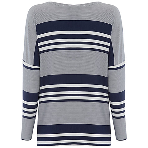 Buy Rise Tinni Top, Stripe Blue Online at johnlewis.com