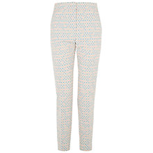 Buy NW3 By Hobbs Bristol Trousers, Beige Multi Online at johnlewis.com