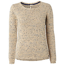 Buy White Stuff Slingback Jumper, Natural Online at johnlewis.com