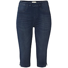 Buy White Stuff Jade Cropped Jegging, Mid Denim Online at johnlewis.com