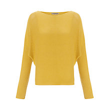 Buy Jigsaw Cocoon Boatneck Sweater Online at johnlewis.com