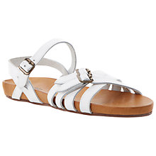 Buy Bertie Jenga Flat Sandals Online at johnlewis.com