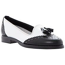 Buy Dune Lazarus Leather Loafers Online at johnlewis.com
